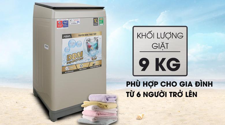 may-giat-aqua-inverter-9-kg-aqw-d90ctn-khoi-luong-9kg