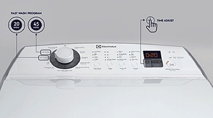 Electrolux EWT1254DCWA