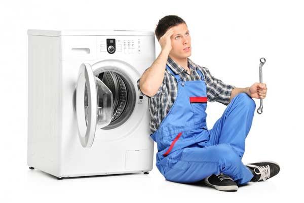 Lỗi thường gặp ởmáy giặt