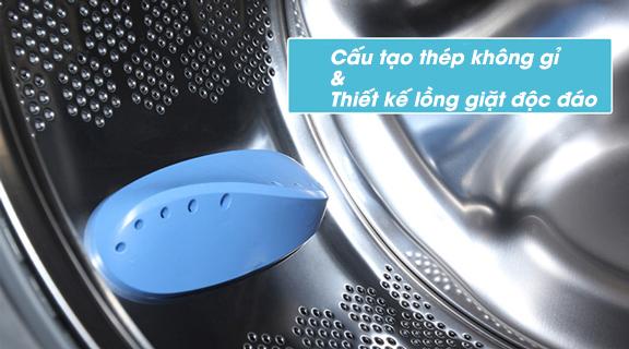 Thieté kế lồng giặt độc đáo của  EWF7525EQWA