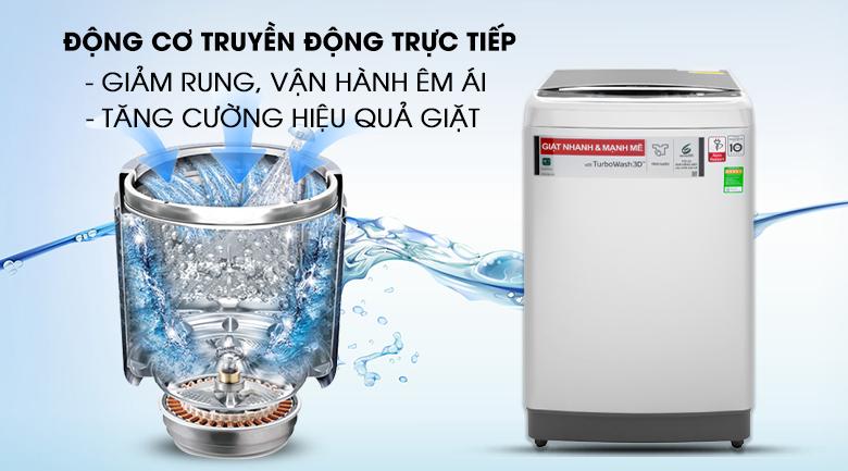 Máy giặt LG Inverter 11 kg TH2111SSAL TRUYỀN ĐỘNG TRỰC TIẾP