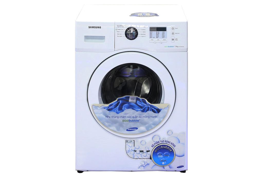 Máy giặt Samsung WF750W2BCWQ/SV 7.5kg