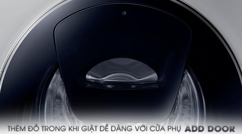 cửa phụ Máy giặt Samsung Inverter 7.5 kg WW75K5210US/SV