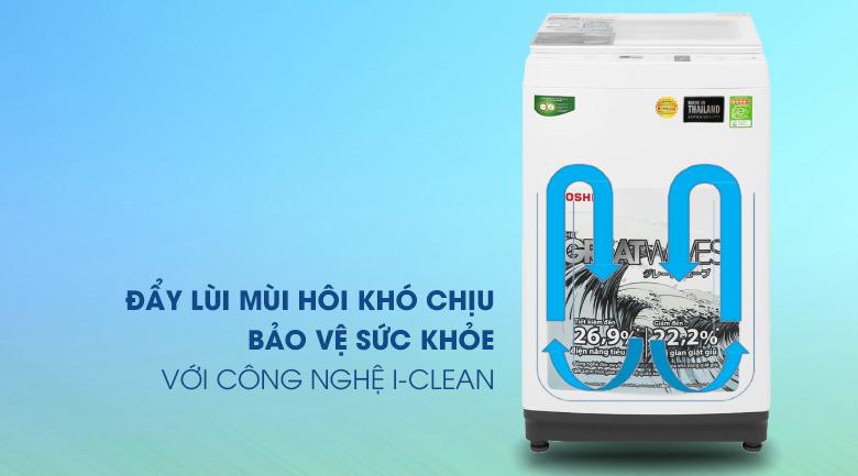 Máy giặt Toshiba 8 kg AW-K900DV(WW) I Clean