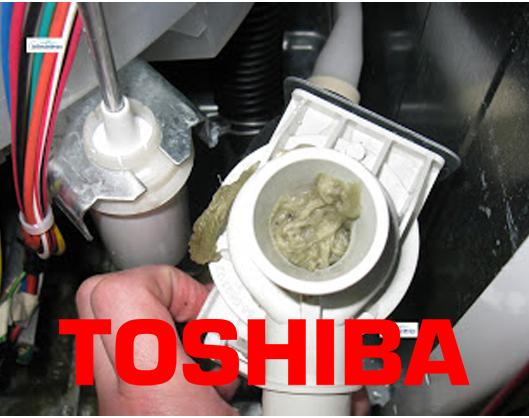 van xả máy giặt TOSHIBA