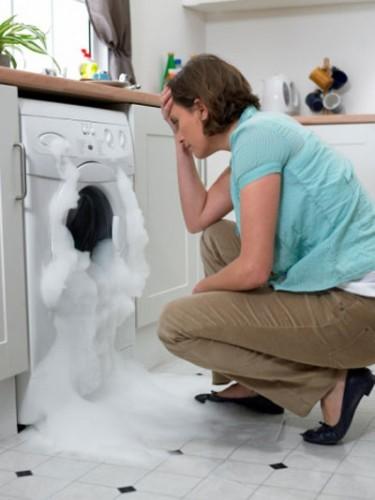 Kết quả hình ảnh cho máy giặt bị chảy nước