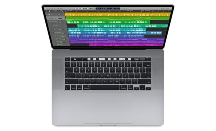 Macbook Pro 16.0 inch 512GB Silver MVVL2SA/A - vi xử lý mạnh mẽ