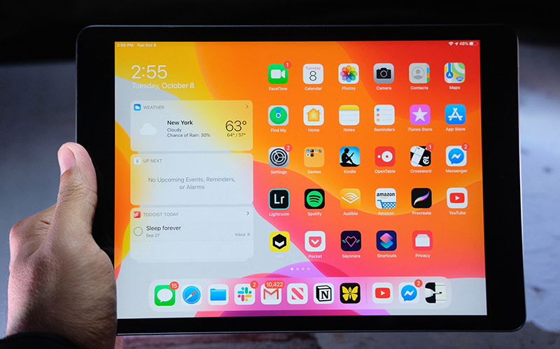 thiết kế ipad-102-inch-wifi-32gb-2019-gold-mw762zaa
