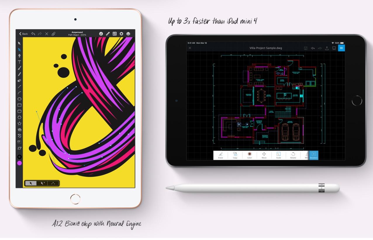 trải nghiệm mượt ipad-mini-wi-fi-64gb-gold-muqy2zaa