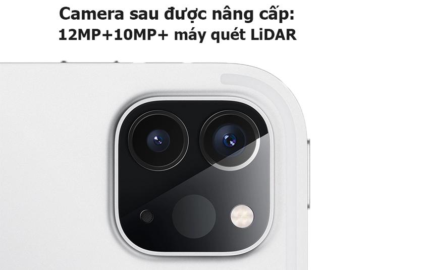 cụm camera hiện đại và sắc nét