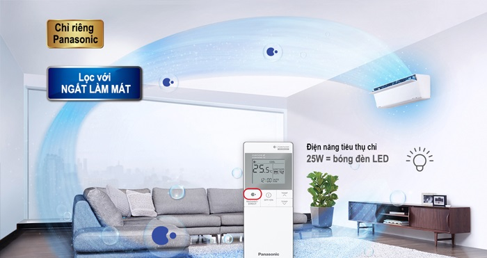 3 lý do bạn nên chọn máy lạnh Panasonic