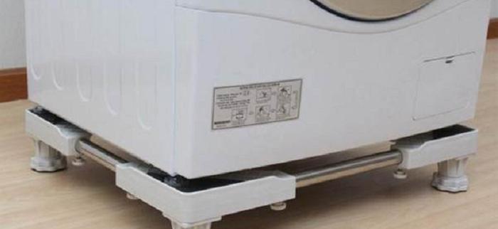 chân máy giặt
