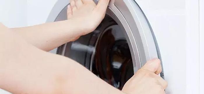cửa máy giặt