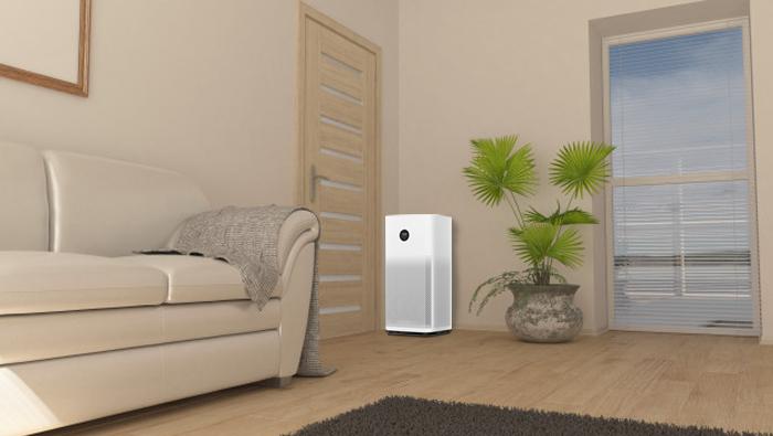 máy lọc không khí Xiaomi