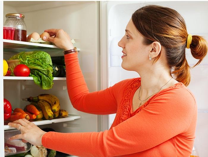 Một số cách khử mùi hôi cho tủ lạnh