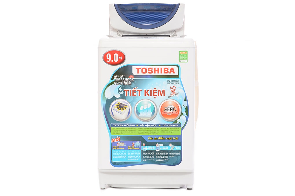 Top 7 máy giặt bán chạy nhất T5/2019