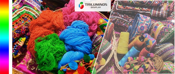TRILUMINOS™ Display