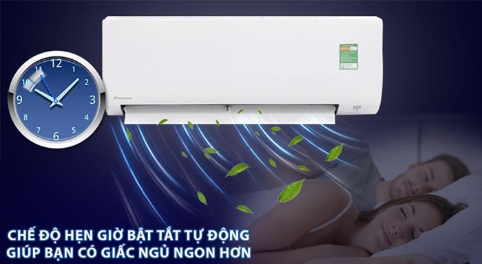 Những tiện ích hữu ích trên máy lạnh có thể bạn chưa biết