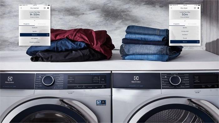 Đánh giá máy giặt sấy Electrolux EWW1141AEWA