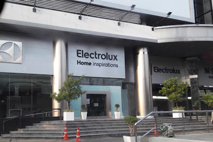 Máy giặt Electrolux của nước nào?