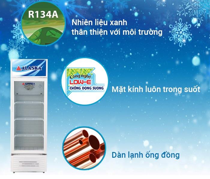 Tủ Mát ALASKA LC-833C | 500 Lít - DIENMAYGIASI.VN
