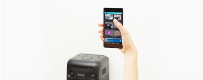 Sony MHC-V1