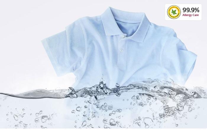 Các công nghệ trên máy giặt LG