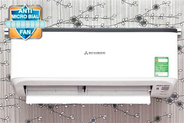 Các công nghệ trên máy lạnh Mitsubishi Heavy