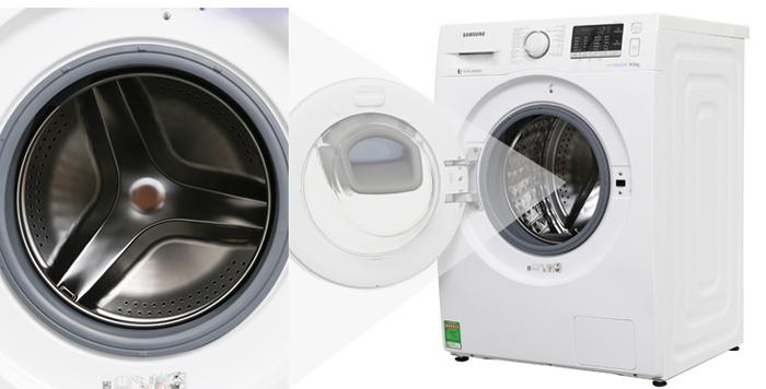 Các kiểu lồng giặt phổ biến trên máy giặt