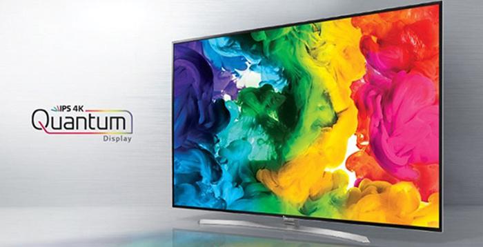 Công nghệ chấm lượng tử trên Tivi