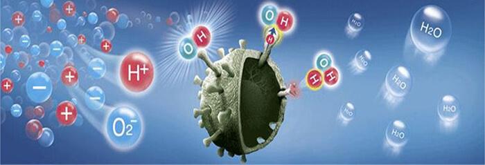 Công nghệ kháng khuẩn khử mùi trên máy lạnh Electrolux