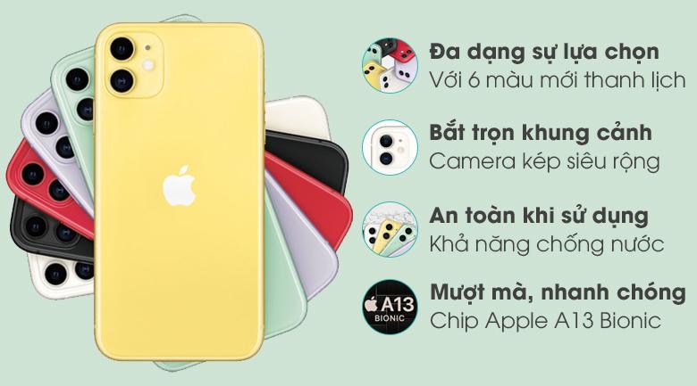 iPhone 11 ĐIỆN MÁY GIÁ SỈ