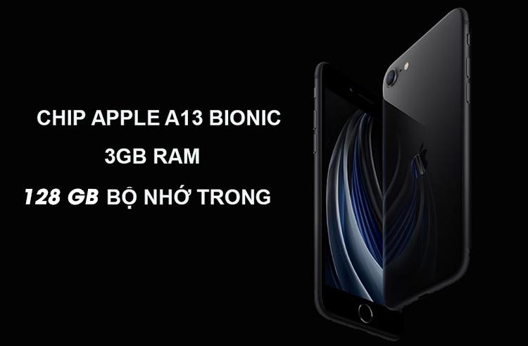 cấu hình iPhone SE 2020 128GB