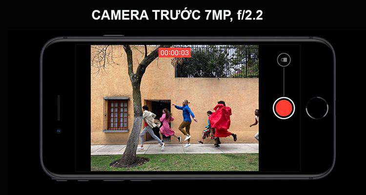 quay 4k Iphone SE 2020 64 GB MX9T2VN/A màu trắng