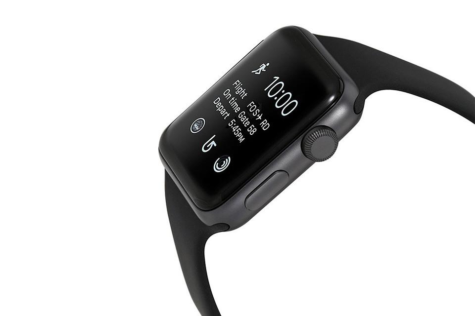 định vị GPS mạng LTE/4G apple-watch-series-3-gps-42mm-vien-nhom-day-cao-su-den-mtf32vna