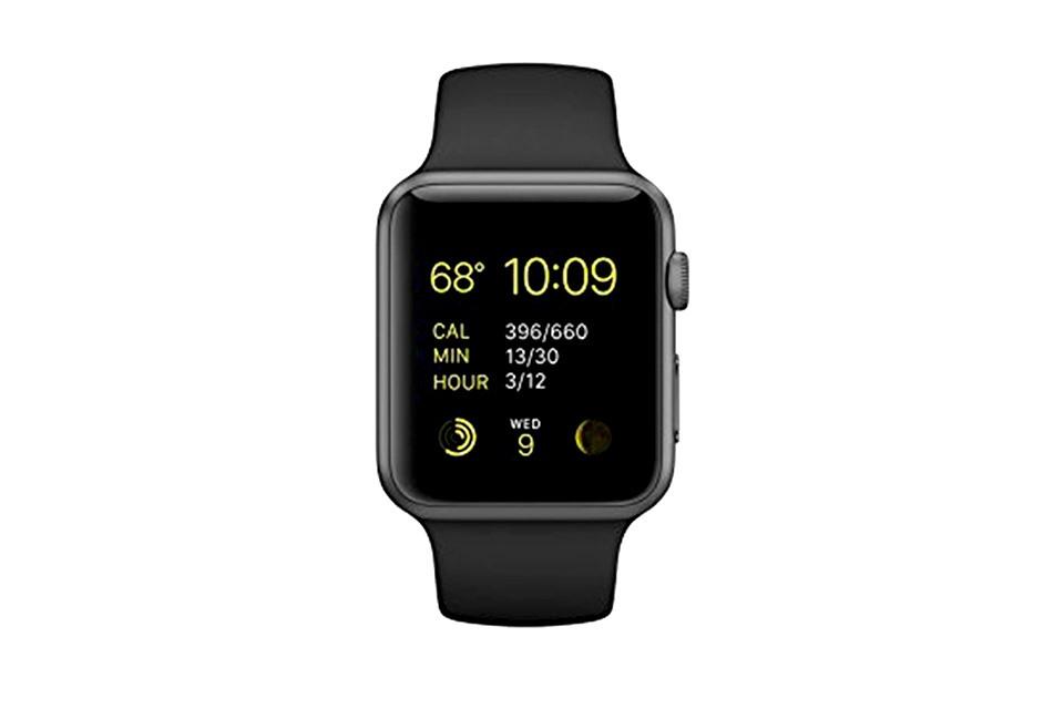 thiết kế apple-watch-series-3-gps-42mm-vien-nhom-day-cao-su-den-mtf32vna