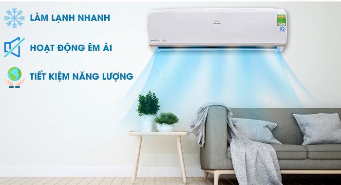 Giá máy lạnh Electrolux