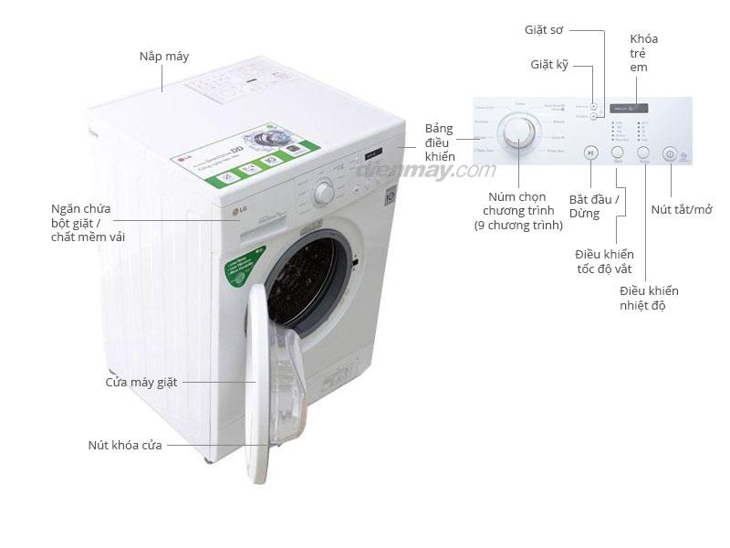 LG WD-7800