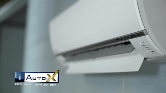 Tìm hiểu công nghệ iAuto-X trên máy lạnh Panasonic