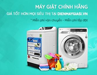 banner máy giặt