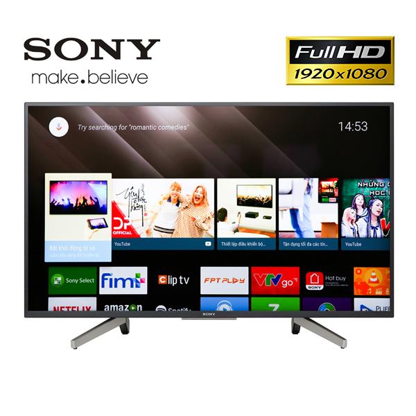 Sony KDL-43W800G