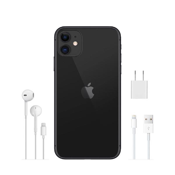 iPhone 11 128GB - Black (MWM02VN A)