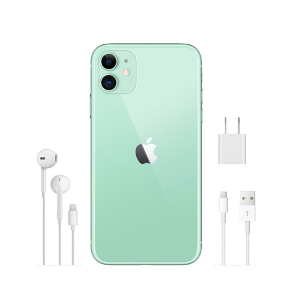 iPhone 11 128GB - Green (MWM62VN A)(2)