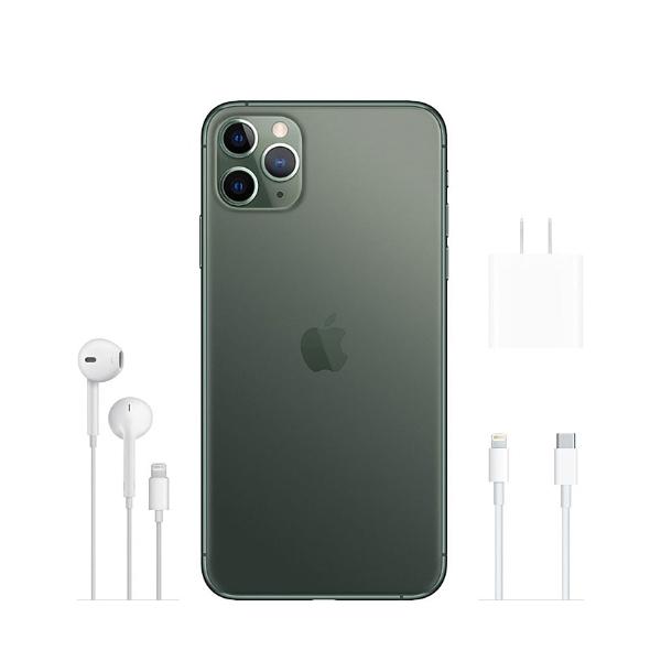 iPhone 11 Pro Max 256GB - Midnight Green (MWHM2VnA)(1)