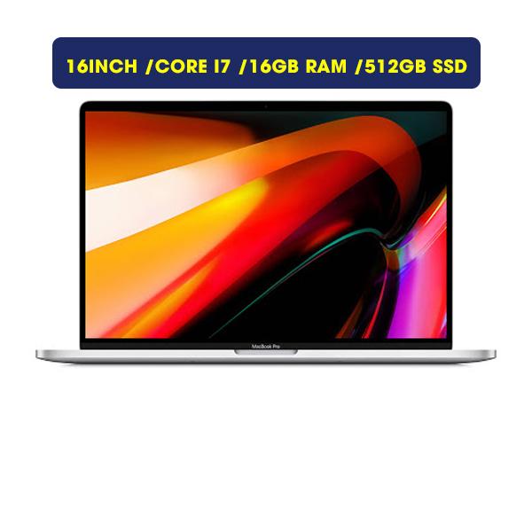 Macbook Pro 16.0 inch 512GB Silver MVVL2SA/A