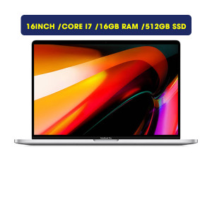 Macbook Pro 16.0 inch 512GB Silver MVVL2SA/A