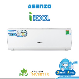 Asanzo 2HP inverter K18N66